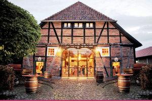 Frontalbild vom Landhaus Burgwedel |Catering Hannover